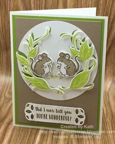 Sweet Storybook by Stampin' Up!