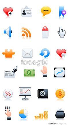 Web design icon vector