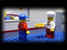 Lego Pizza Delivery 5 - YouTube