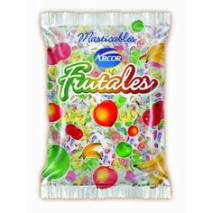Arcor Frutales Candy