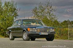 Rarität im doppelten Sinne: 1976 Mercedes-Benz W116 450 SEL 6.9