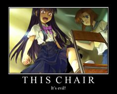 This Chair Motivation Poster by FireOps.deviantart.com on @deviantART