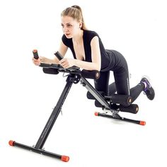 Techfit Abdominal Trainer Online Discount Foldable Ab Vertical 5 Minute Shaper Fitness..