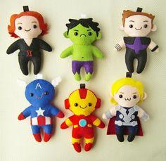【フェルト】Avengers Assemble!!! by 根岸いもこ on pixiv