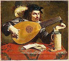 laud renacentista pintura - Buscar con Google