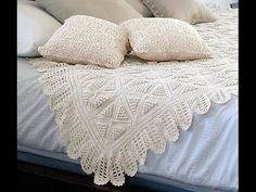 How to crochet|: Crochet Patterns| for free |crochet bedspread| 1704