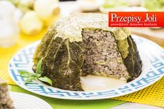 WYTRAWNA BABKA GOŁĄBKOWA Polish Recipes, Polish Food, Meatloaf, Healthy Eating, Beef, Vegetables, Drink, Fit, Youtube