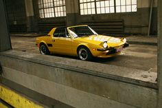 Fiat X19, Fiat Cars, Fiat Abarth, Engin, Steyr, Old Cars, Cars And Motorcycles, Automobile, Vehicles