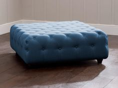 Poppy Footstool
