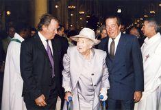 .. les membres de sa nombreuse famille et de nombreux membres du Gotha dont la reine Fabiola. Ce 13 août, la comtesse de Paris aurait eu 100 ans.