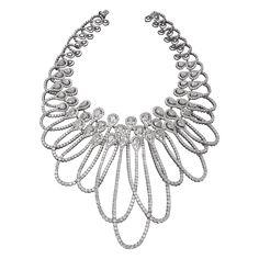 Stunning Butani diamond necklace.