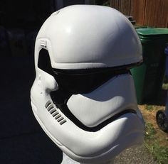 Entire 3D Printed Star Wars Episode VII Stormtrooper Suit Shown off at PAX Prime By Barnacules http://3dprint.com/92613/3d-printed-stormtrooper-suit/