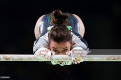 Erika Fasana of Italy competes on the uneven bars during Women's qualification for Artistic Gymnastics on Day 2 of the Rio 2016 Olympic Games at the Rio Olympic Arena on August 7, 2016 in Rio de Janeiro, Brazil.