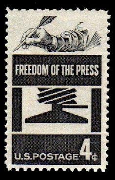 US Stamps 1958. Scott # 1119