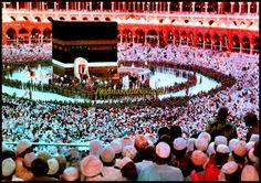 """""""Ellos preguntan acerca de las fases de la luna, di: sirven para indicar a los hombres el tiempo y la Peregrinación"""" (Sagrado Corán, Sura Nº02 Al Baqara, aleya 189)."""