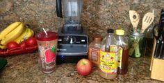 Add an Apple Cider Vinegar Smoothie Recipe with all the great benefits of apple cider vinegar to your morning routine. Tastes like Apple Pie!