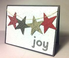 Tarjetas navideñas fáciles de hacer - Dale Detalles