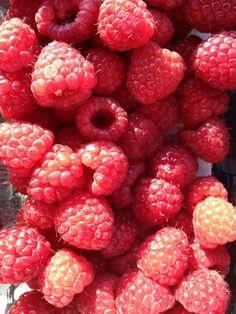 Raspberries they looks so good (fruit)