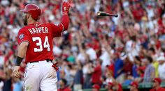 Ask yourself a question: When was the last time the biggest sports star we had in this country was the biggest star -- and the best player -- in baseball? It hasn't happened in a long time. But Bryce Harper has a chance.