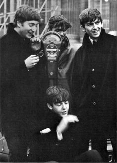 John W. O. Lennon♥♥Richard L. Starkey♥♥George H. Harrison♥♥S. J. Paul McCartney