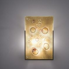 WPT Design FN Judy 2 Light Wall Sconce Shade Color: Phantom Dark Amber, Base Finish: Bronze