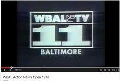 WBAL NEWS OPENING 1973
