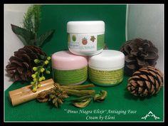 PINUS NIAGRA ELIXIR Antiaging Face & Neck Cream by Elen | Etsy