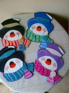 Muñeco de Nieve 1: