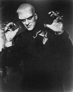 American actor James Arness holds up his clawlike hands in a publicity still from the horror film 'The Thing ' 1951 In the movie Arness plays a pilot. Sci Fi Horror Movies, Sci Fi Films, Classic Horror Movies, Scary Movies, Horror Icons, Cult Movies, Horror Art, Science Fiction, Fiction Movies