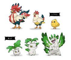 Harvest Moon x Pokemon fakemons 150 Pokemon, Pokemon Fan Art, Pokemon Rpg, Pokemon Fake, Pokemon Comics, Anime Comics, Pokemon Fusion, Pokemon Pokedex, Pokemon Eeveelutions