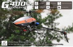 G400 GPS Series Helicopter