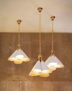 Madeleine Industrial Suspension Lamp Details | #DelightFULL #SuspensionLamp #Heritage For more inspiring images, click here: http://www.delightfull.eu/en/
