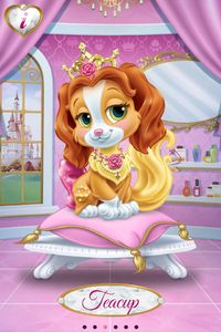 Photo of teacup 1 for fans of Disney princess palace pets 38445133 Disney Princess Fashion, Disney Princess Pictures, Disney Princess Art, Disney Art, Disney Animation, Disney Drawings, Cute Drawings, Princesa Amber, Princess Palace Pets
