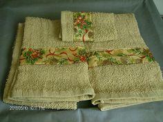 bath towel set