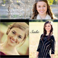 Sadie Robertson....gotta love her!