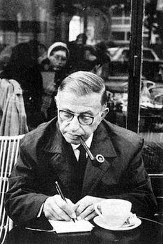 Jean Paul Sartre. Francia / existencialismo