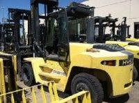 2010 Hyster H280HD 14 ton Cummins Diesel Forklift http://www.heavyequipment.us/listings/2010-hyster-h280hd-14-ton-cummins-diesel-forklift/