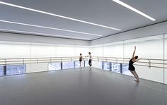 School of American Ballet on The National Design Awards Gallery