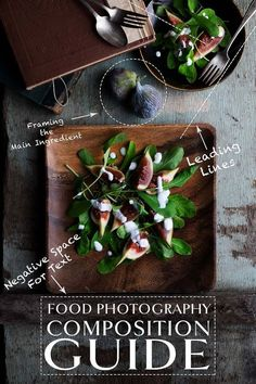 Food Photography Composition Guide