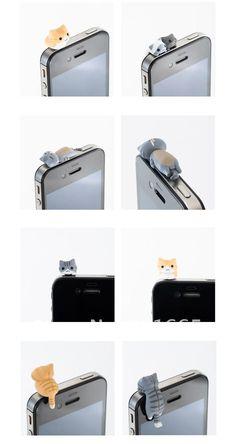 niconico cat dust plugs