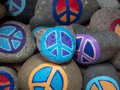 Peace Rocks | Flickr - Photo Sharing!