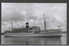 SS Kampala British India Steam Ship