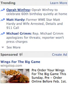 "Why #Facebook's ""Trending"" Feature Matters to Brands -- Trending topics aren't just for Twitter anymore. Earlier this month Facebook jumped into the real-time news game with the introduction of its ""Trending"" box—a continuously updated area to the right of the main News Feed that surfaces popular subjects across the service. While the feature looks remarkably like Trends on Twitter, it does differ a bit by giving more context. Each headline, which... #SocialMedia #Marketing"