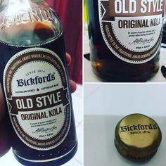 Built on tradition of quality n purity of its products.Bickford's continues to be known for its premium product ranges upholding the standards originally established by the Bickford family Bickford's original kola delivers a smooth,traditional kola soda taste with a refreshing of sweetness n smooth kola flavor.@bickfordstyle #bickfords #bickfordsoldstyle #bickfordsoriginalkola #dubai #mydubai #dubaipage #uaefood #inuae #foodstagram #foodphotography #dubaifoodbloggers #uaefoodbloggers