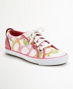 Coach shoes. Dream C :)