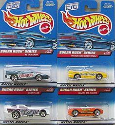 Hot Wheels yes!