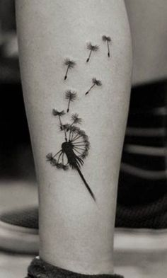 May my love ride the dandelion flying.