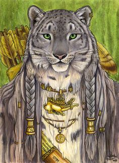hunter of the tribe