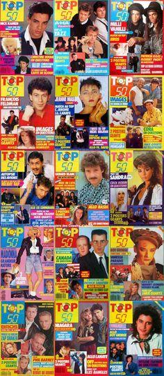 Souvenirs des années 70 et 80 : musique, ciné, émissions télé, dessins animés, séries, pub, jeux, jouets, petites douceurs régressives, produits et marques disparus etc ...