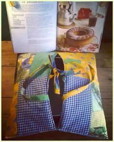 PORTA TORTA FANTASIA PATCHWORK : Cucina e servizi da tavola di cucichiara